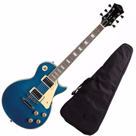 Guitarra Les Paul Tagima Mlp 100 Memphis Mlp100 + Cabo Capa