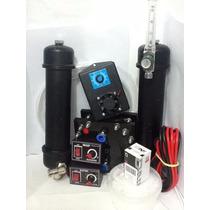 Gerador De Hidrogênio Para Veículos Até 3.0 L Kit