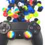 Grip Silicone Boraccha Par Capa Analógico Xbox Ps4 Ps3 Ps2