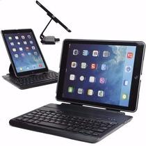 Capa Original Com Teclado Yogo Bluetooth Apple Ipad 5 Air 1