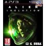 Jogo Ps3 - Alien Isolation - Nostromo Edition - Novo