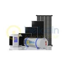 Kit De Aquecimento Solar 1000 Litros - 1 Boiler E 5 Placas