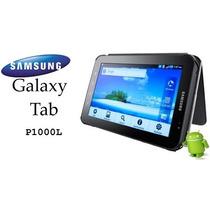 Tablet Galaxy Samsung Gt-p1000l 16gb Wifi Android Celular Tv