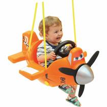 Balanço Infantil Aviões Disney Xalingo