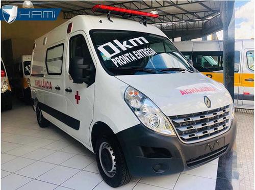 Master Ambulancia Uti L2h2
