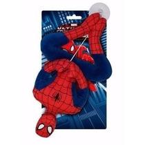 Homem Aranha Suspenso Com Ventosa Buba Toys Display