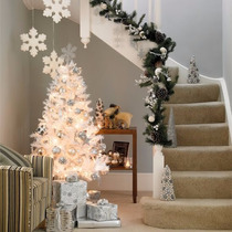 Arvore De Natal Branca