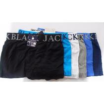 Cueca Box Black Jack 12 Unidades + Frete Grátis