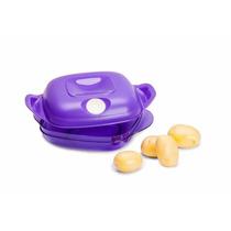 Tupperware Travessa Pequena Cristal Pop Quadrado 475ml