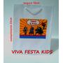 Sacolinha De Papel Kraft Tema Heróis, Vingadores Kit C/30un