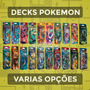 Pokemon Deck - Coleções Xy , B&amp;w Black &amp; White - Português<br><strong class='ch-price reputation-tooltip-price'>R$ 26<sup>90</sup></strong>