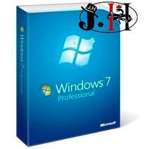 Windows 7 Pro 32 / 64 Bits Chave De Ativaçao Original ®