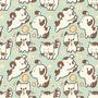 Papel De Parede Animais De Estimação Cachorro Gato