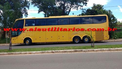 MARCOPOLO LD 1550 2009 TRUCADO SUPER OFERTA CONFIRA !REF.499