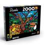 Quebra Cabeça Puzzle Grow 2000 Peças Romero Britto Amazon