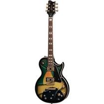 Guitarra Golden Gld160 Les Paul - Bandeira Brasil