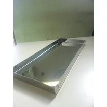 Bandeja E Forma Para Estufa Salgados Em Aço Inox Sob Medida