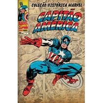 Panini Coleção Histórica Marvel - Capitão América 1