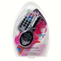 Transmissor Veicular Fm Mp3 Usb Lê Pen Drive Sd - Ye