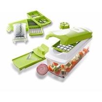 Nicer Dicer Plus Processador Picador Salada Legumes