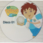 12 Dvds - Go Diego Go
