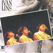Cd Ivan Lins - 20 Anos - Ao Vivo * Lacrado * Raridade