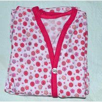 Pijama De Algodão Moda Infantil Feminino Gg 3 Anos