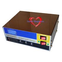 Carregador De Bateria(12v E 24v) Digital - 110 Volt