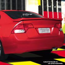 Aerofolio New Civic Si 2007 A 2011 30 Led Tgpoli