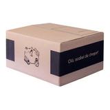 100 Caixas De Papelão Mercado Envios P 30x25x15