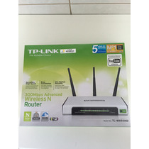 Roteador Wireless Tp-link Wr941nd - 300 Mbps