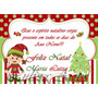 Arte Digital Cartão Natal