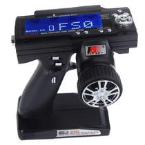 Rádio Controle Flysky Fs-gt3b 2.4ghz 3ch Digital