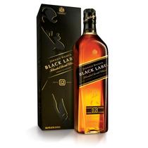 Whisky Johnnie Walker Black Label 12 Anos 1l Original