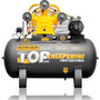 Compressor Top 15 Mp3v 150 Litros Motor 3hp Monofásico-chiap