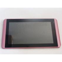 Tela Display Completo Rosa Tablet Philco 7 7a-p111a4.0 Origi