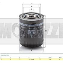 Filtro Oleo Audi A4 2.4/2.7/2.8 95/ - A6 2.4/2.7/2.8/3.0