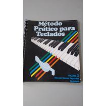 Livro Métodos Práticos Pata Teclados Vol 2 Do Marcelo Dantas