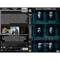 Coleção Série  Game Of Thrones 1ª Á 7ª Temporadas - Dvds