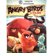 Lote 100 Figurinhas Diferentes Angry Birds O Filme -s/ Álbum