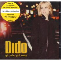 Cd Dido Girls Who Got Away Lançamento 2013 Portal M Ori Lac