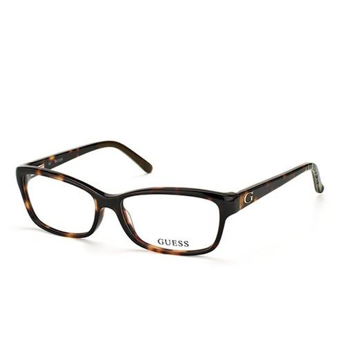 a929f59ef Armação De Óculos De Grau Guess Feminino - Gu2542 052