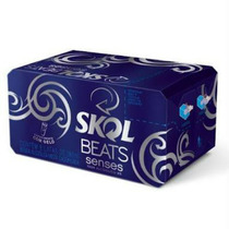 Skol Beats Senses Pack Com 8 Latas De 269ml