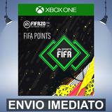 12000 Fifa Points Fifa 20 - Xbox One Código De 25 Dígitos