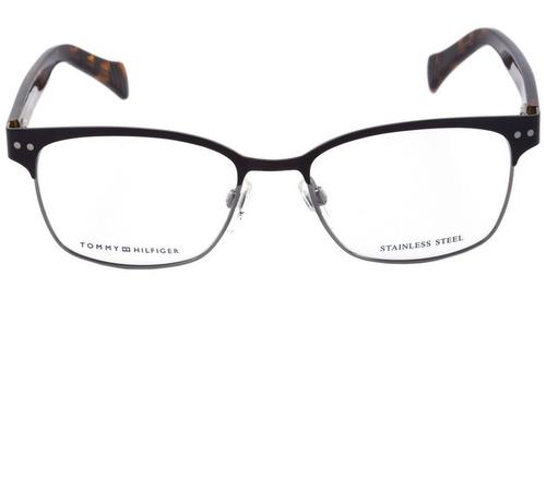 Tommy Hilfiger Th 1306 Vjc Óculos De Grau Masculino 5,2 Cm 0791089d5a