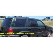 Velocímetro C/conta Giro Cherokee 1996 V8