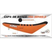 Capa De Banco Motos Ktm - Sx Sxf Exc Excf Excfw