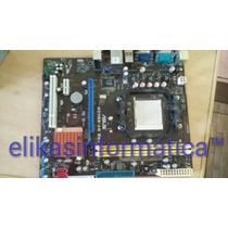 Asus M2n68-am/se2 Chipset Geforce Ddr2 Pcie S/v/r Am3/am2+