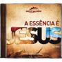 Cd Santa Geração - Pr. Antônio Cirilo - A Essência É Jesus