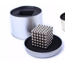 Cubo Magnético Neocube Imã 5mm - Com 216 Esferas